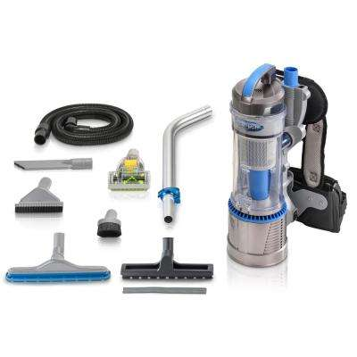 2.0 Bagless Backpack Vacuum with Deluxe 1-1/2 in. Tool Kit