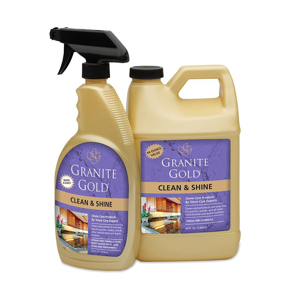 GraniteGold Granite Gold Clean and Shine Value Pack