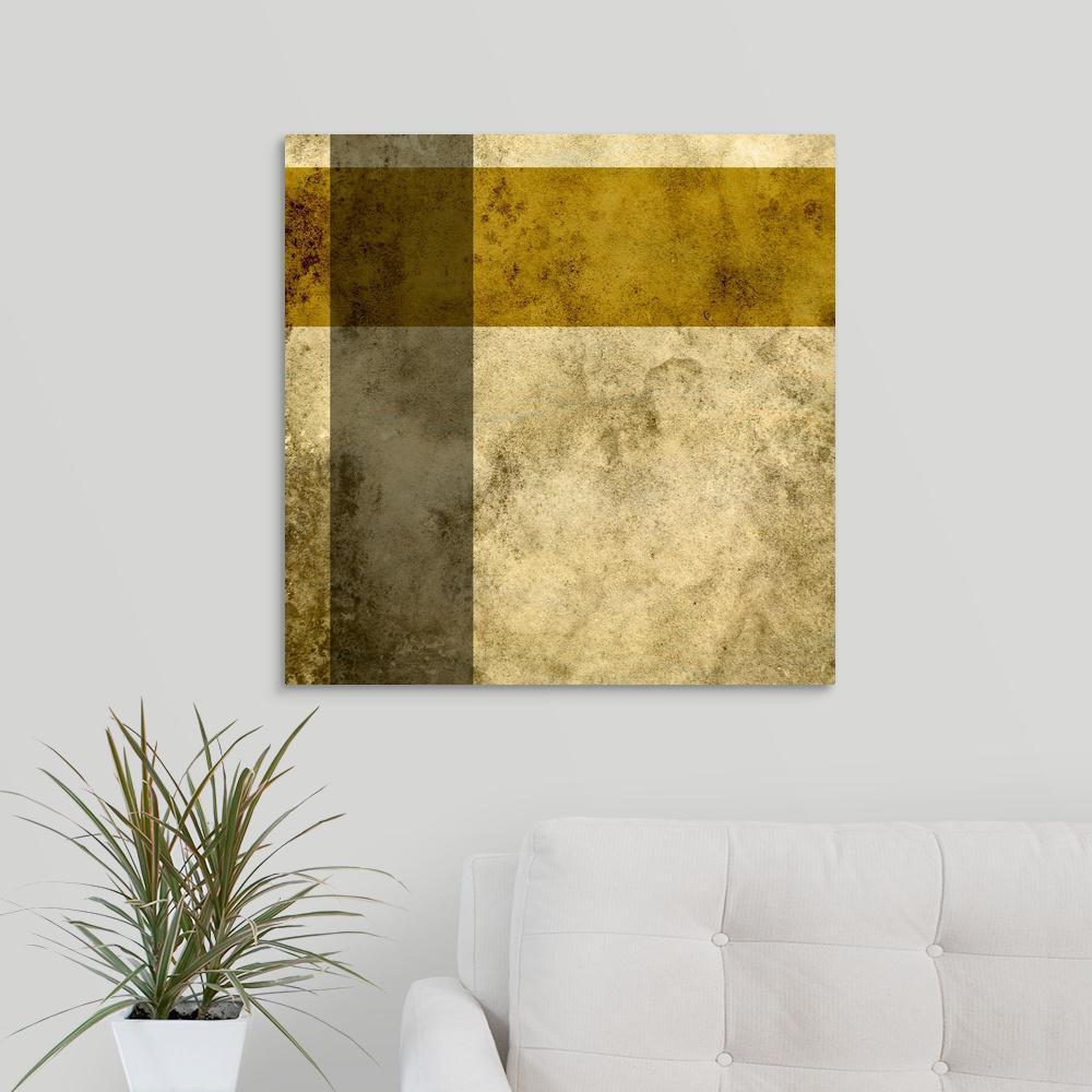 Pinnacle Mint Bubbles Modern Canvas Wall Art-1711-3395 - The Home Depot