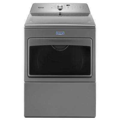 7.4 cu. ft. Gas Dryer with IntelliDry Sensor in Metallic Slate