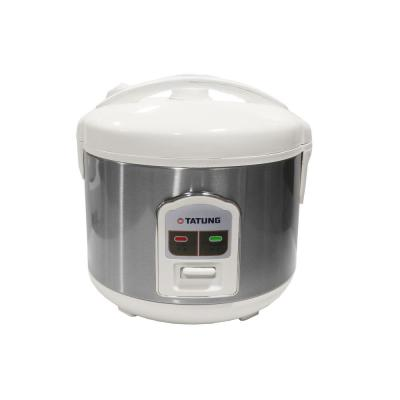 8-Cups (Uncooked) Rice Cooker with Stainless Steel Inner Pot