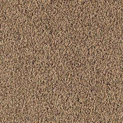 Carpet Sample - Metro I - Color Warm Glow Texture 8 in. x 8 in.