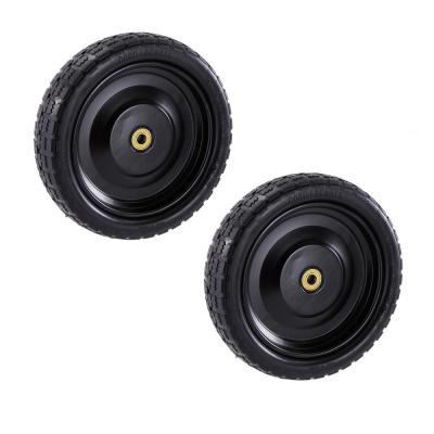 13 in. No Flat Replacement Tire for Gorilla Carts (2-Pack)