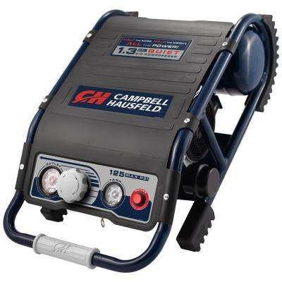 Quiet Suitcase 1.3 gal. Portable Electric Air Compressor