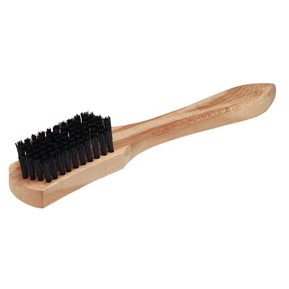 10 in. X-Stiff Nylon Spotting Brush (12-Pack)