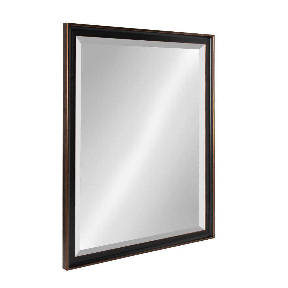 Havana Rectangle Bronze Mirror