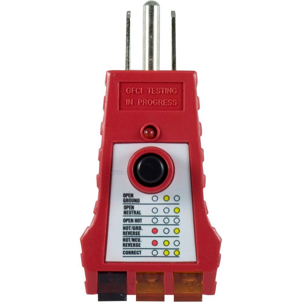 Power Gear Gfci Tester