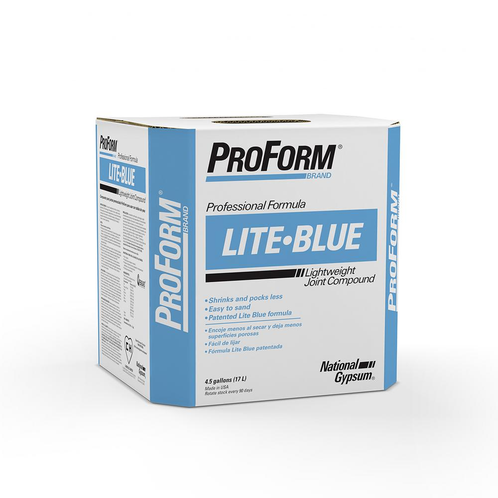 ProForm 4.5 Gal. ProForm Lite Blue Pre-Mixed Joint Compound (Carton)