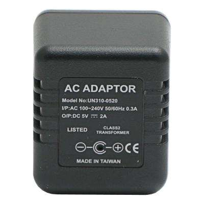 Lawmate Brand AC Adapter with Hidden Spy DVR Camera