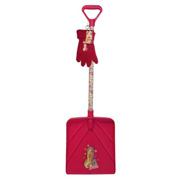 Barbie Glove and Snow Shovel Combo