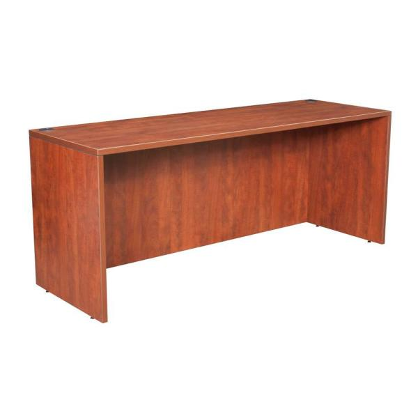Magons 71 in. Cherry Credenza Shell