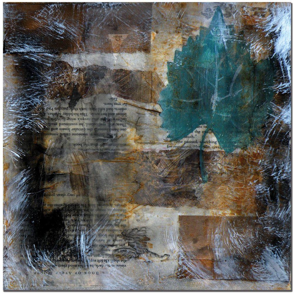 24 in. x 24 in. Memento II Canvas Art
