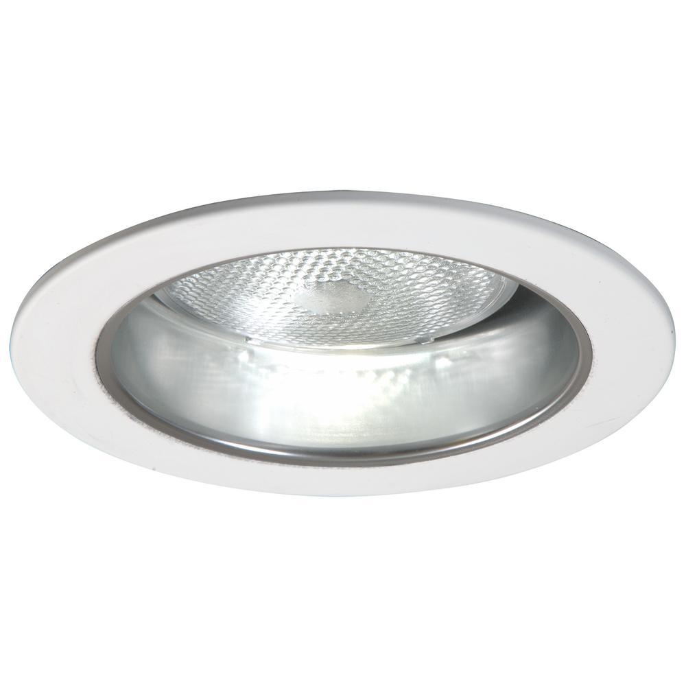 Halo 5 in clear recessed ceiling light specular reflector cone halo 5 in clear recessed ceiling light specular reflector cone with white trim aloadofball Image collections