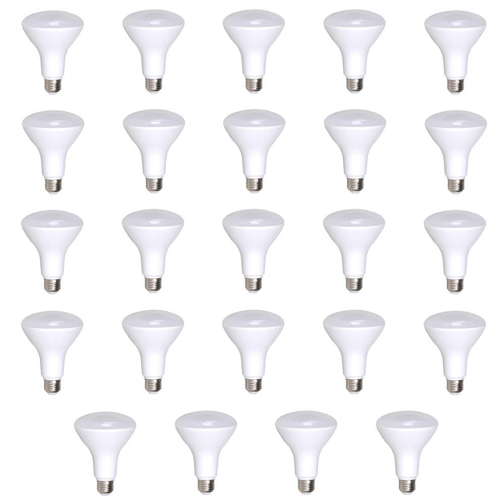 65W Equivalent Soft White 2700K R30 Dimmable 25,000-Hour LED Light Bulb