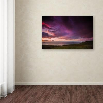 """16 in. x 24 in. """"One Source of Light"""" by Philippe Sainte-Laudy Printed Canvas Wall Art"""