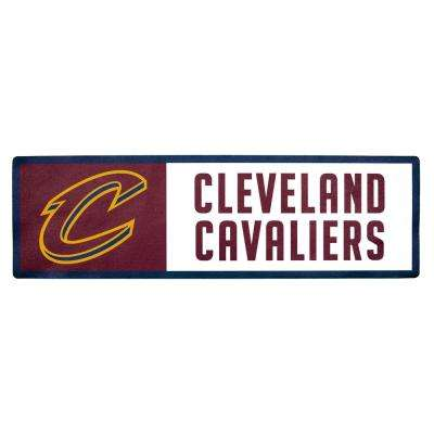 NBA Cleveland Cavaliers Outdoor Step Graphic