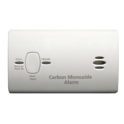 Kidde Plug-In Carbon Monoxide Detector with AA Battery Backup