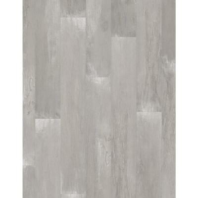 Windham Oak 12 mm Thick x 7-9/16 in. Wide x 50-5/8 in. Length Water Resistant Laminate Flooring (15.95 sq. ft./case)
