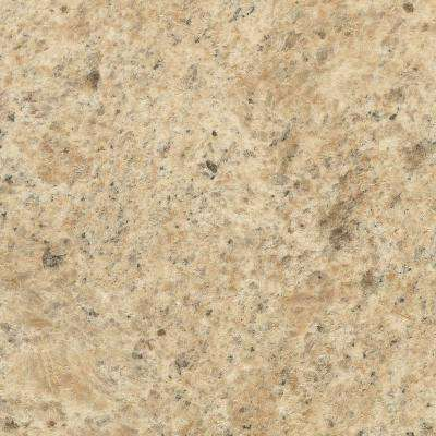 5 in. x 7 in. Laminate Countertop Sample in Ivory Kashmire with Premiumfx Etchings Finish