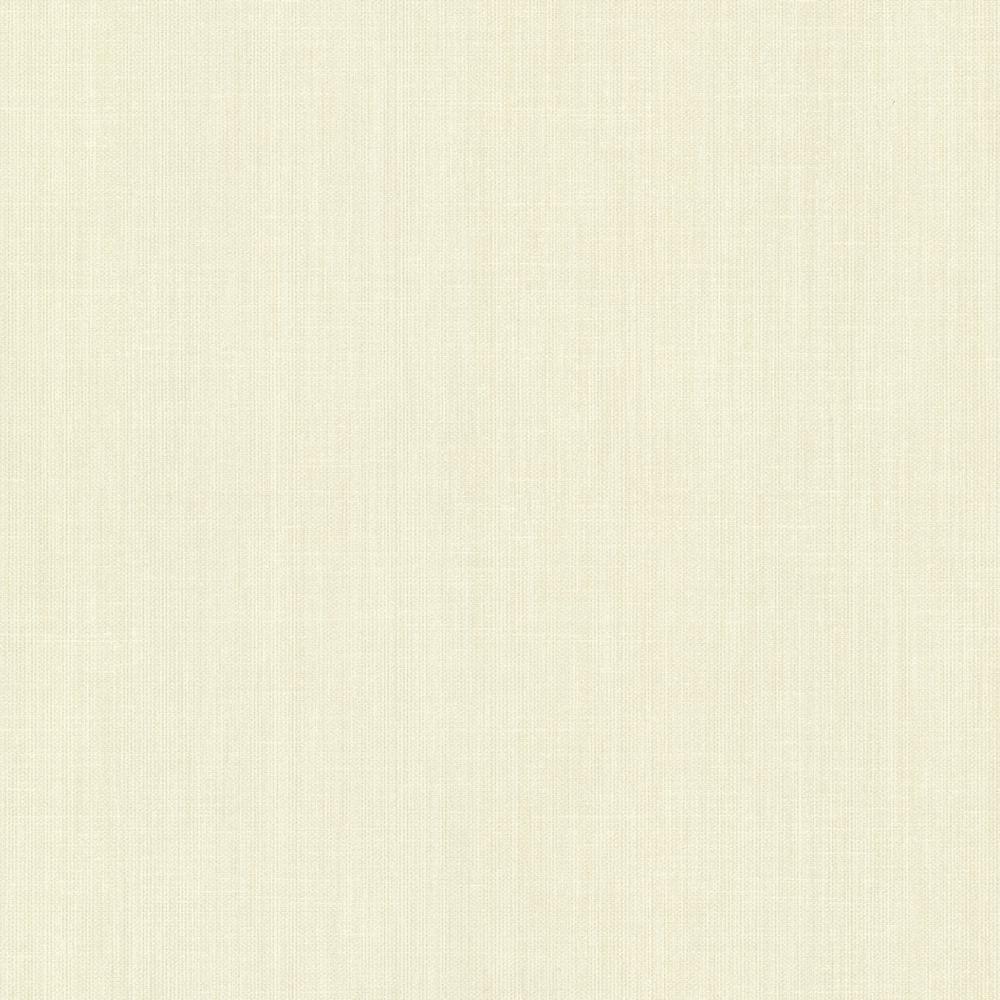 Brewster Laurita Neutral Linen Texture Wallpaper Sample