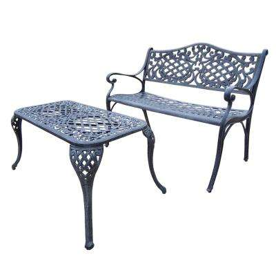 54 - Outdoor Benches - Patio Chairs - The Home Depot