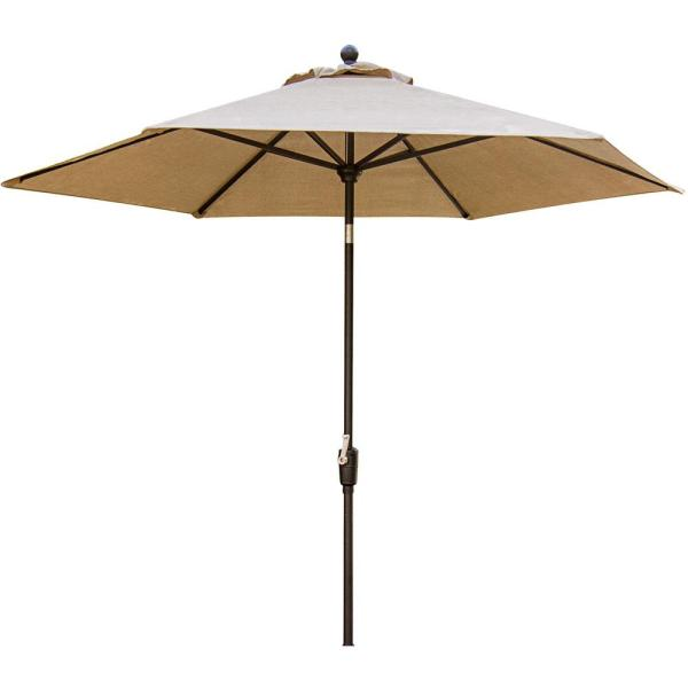 Concord 11 ft. Patio Umbrella in Tan