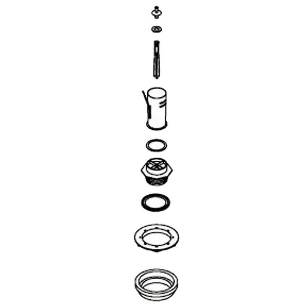 Kohler 1 2 In Brass Copper Sweat Canister Valve Assembly Kit K Series Wiring Diagram Manual