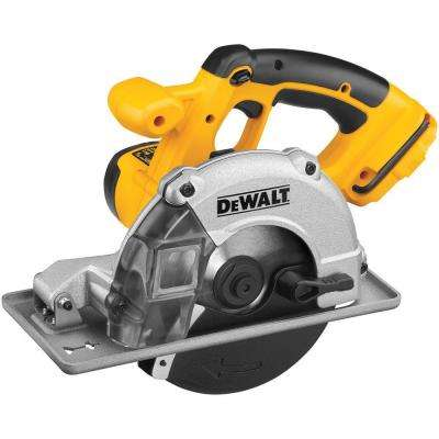 18-Volt NiCd Cordless Metal Cutting Circular Saw (Tool-Only)