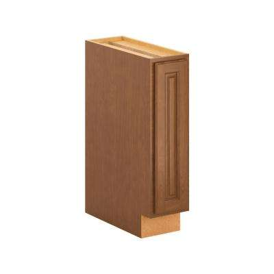 Madison Assembled 9x34.5x24 in. Base Cabinet in Cognac