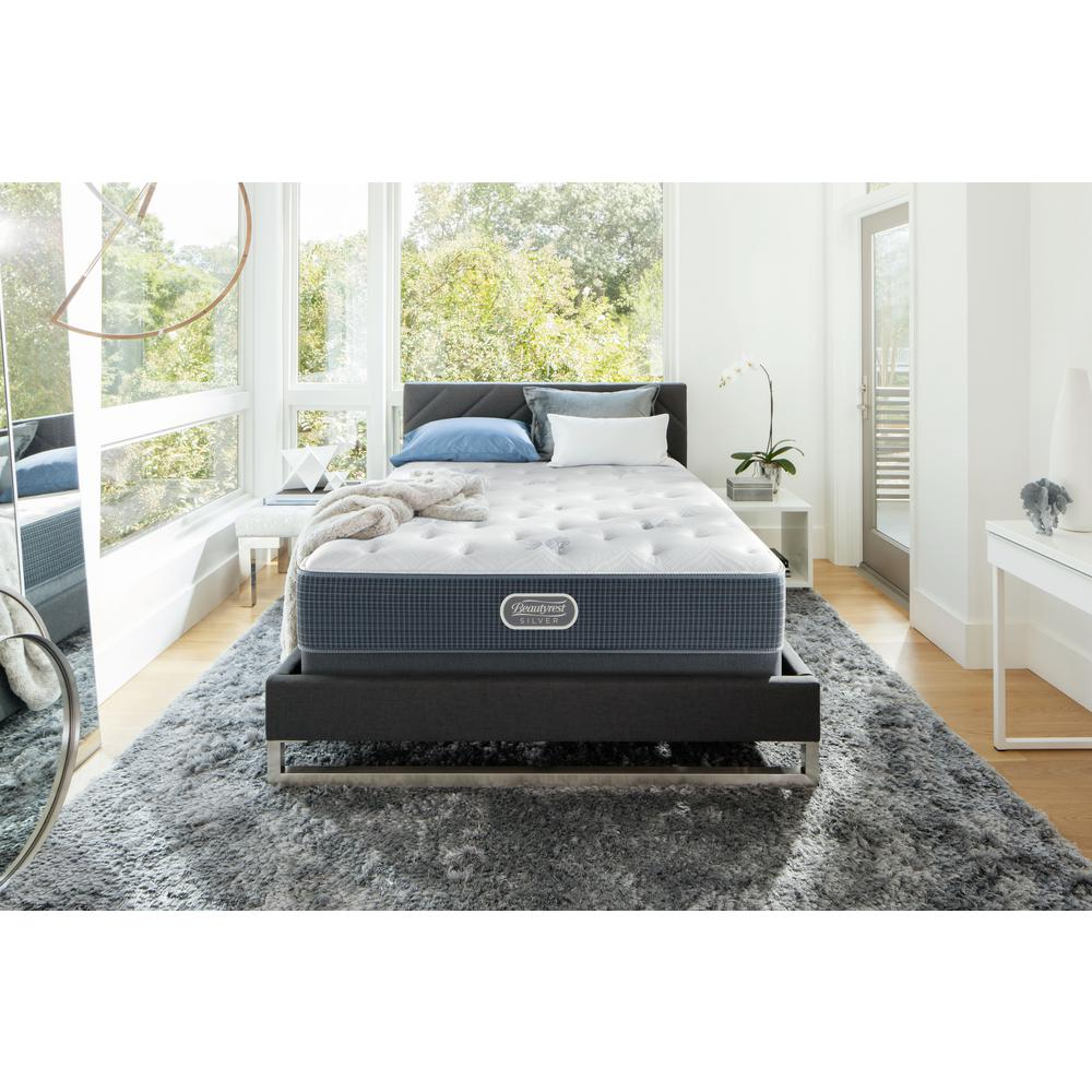 Arthur Lane King Luxury Firm Mattress with 9 in. Box Spring