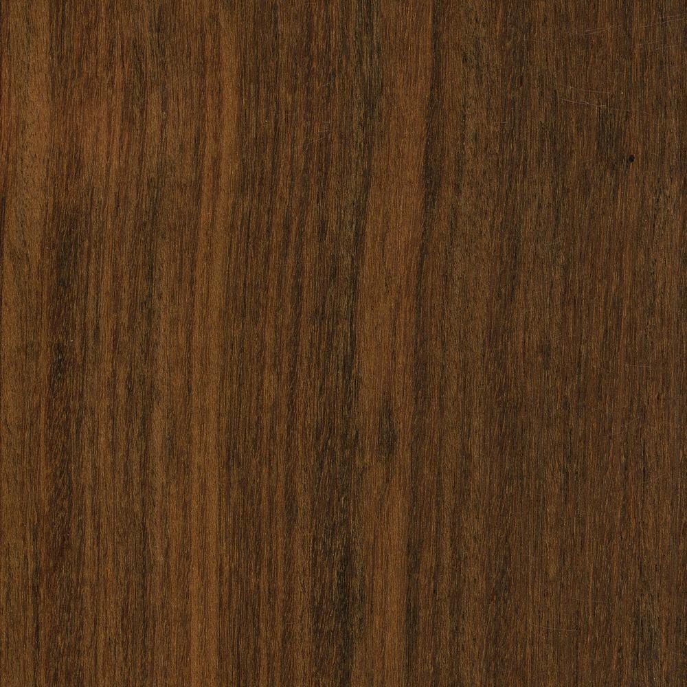 Brazilian Walnut Gala 3/8 in. T x 5 in. W x Varying Length Click Lock Exotic Hardwood Flooring (26.25 sq. ft. / case)