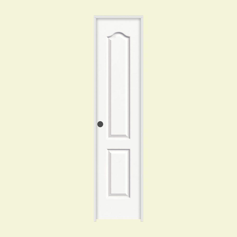 Jeld wen 18 in x 80 in princeton white painted right for 18x80 interior door