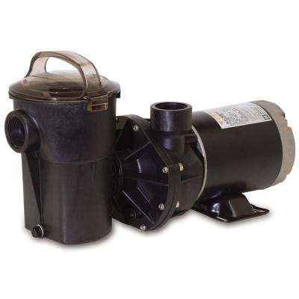 1½ HP PowerFlo LX 115-Volt 1½ in. Plumbing, 6 ft. Standard Power Cord Aboveground Pool Pump Single Phase