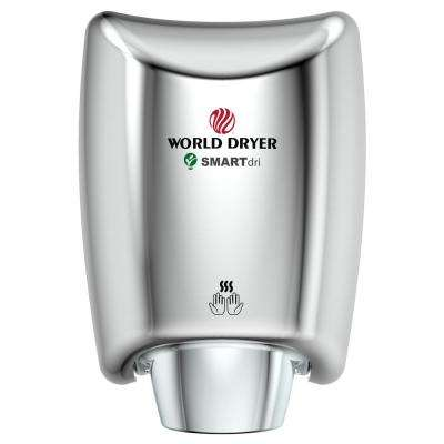 SMARTdri Hand Dryer in Polished Stainless Steel