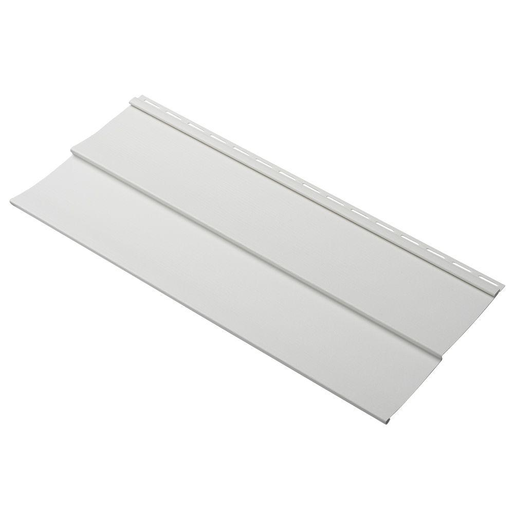 Home Depot Exterior Siding: Cellwood Evolutions Double 5 In. X 24 In. Vinyl Siding