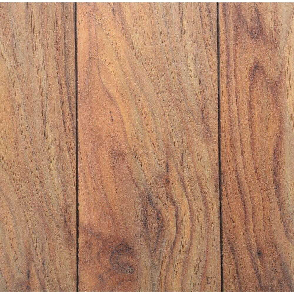 Home Decorators Collection Autumn Gold Pecan 12 mm Thick x 4-31/32 in. Wide x 50-25/32 in. Length Laminate Flooring (14 sq. ft. / case)