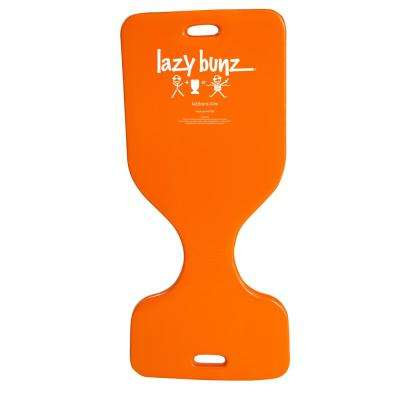 Lazy Bunz Foam Orange Pool Float