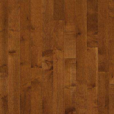 Prestige Sumatra Maple 3/4 in. Thick x 5 in. Wide x Random Length Solid Hardwood Flooring (23.5 sq. ft. / case)