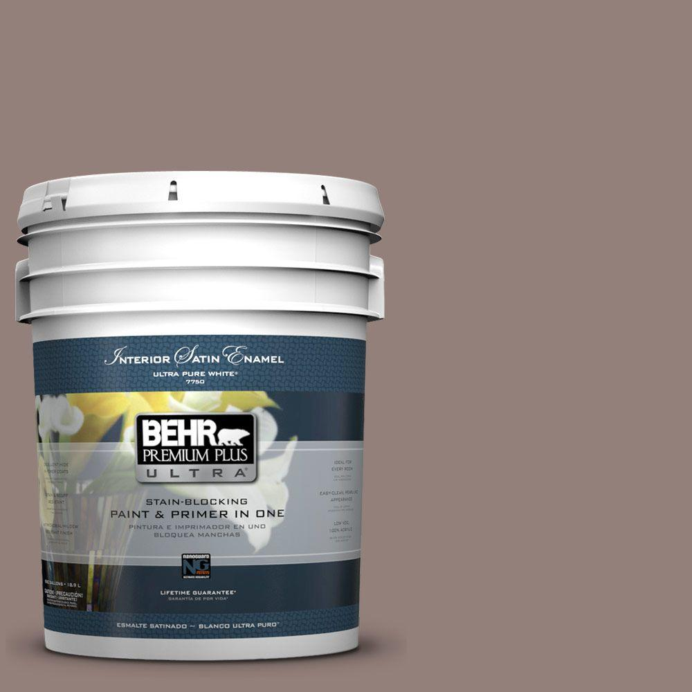 750b 5 Castle Hill Satin Enamel Interior Paint And Primer