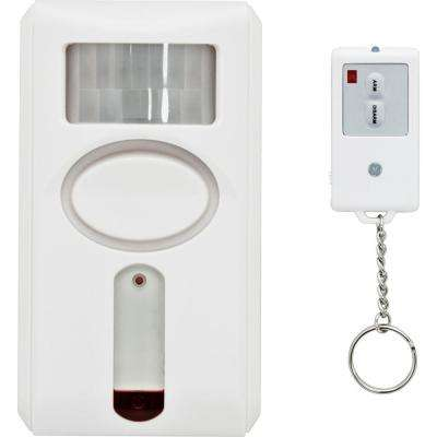 Personal Security Motion-Sensing Alarm with Keychain Remote