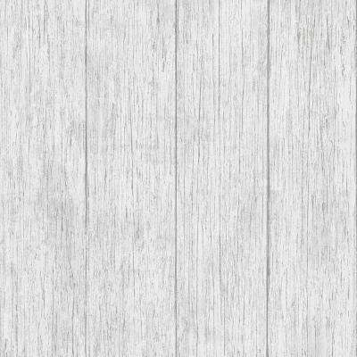 Wood Wallpaper Decor The Home Depot