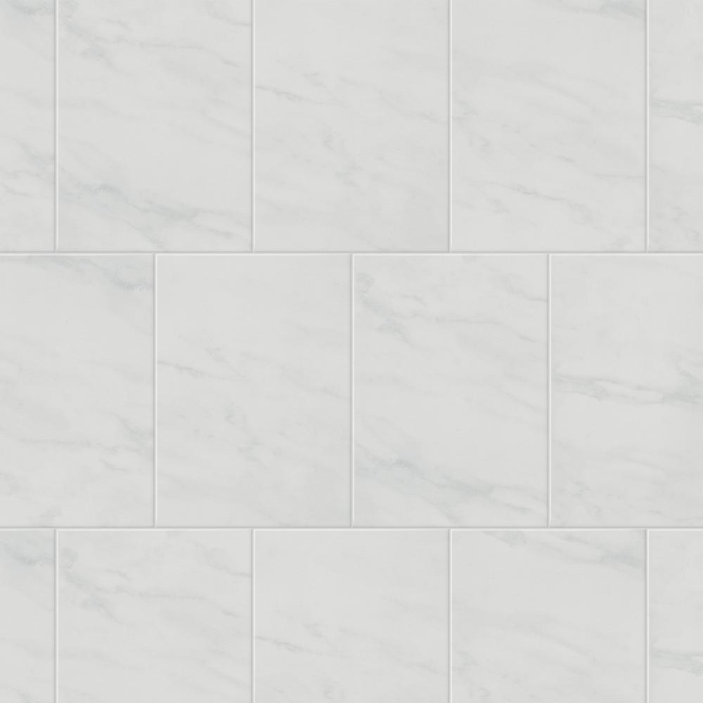 Daltile Marissa Carrara 10 in. x 14 in. Ceramic Wall Tile (14.58 sq. ft. / case)