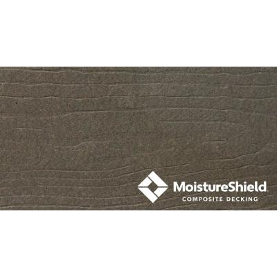 Vantage 1 in. x 5.4 in. x 16 ft. Cape Cod Gray Composite Groove Decking Board (10-pack)