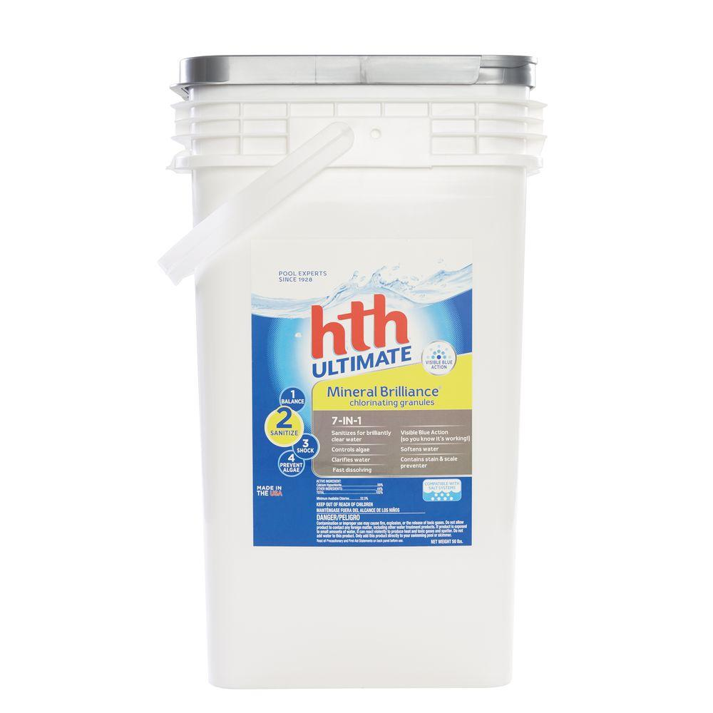 50 lb. Mineral Brilliance Chlorinating Granules