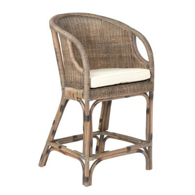 Vold Rattan Counterstool