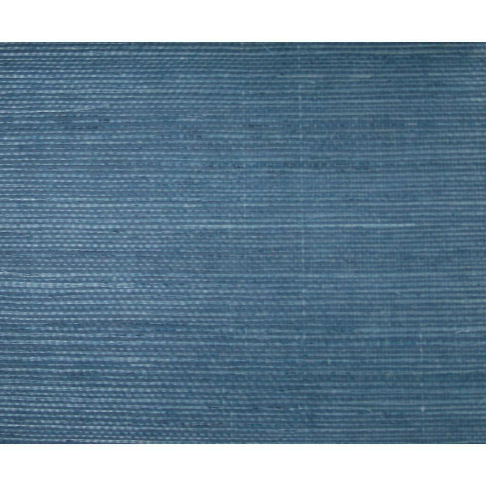 York wallcoverings sisal grasscloth wallpaper cl1029 the for Dark blue wallpaper for walls