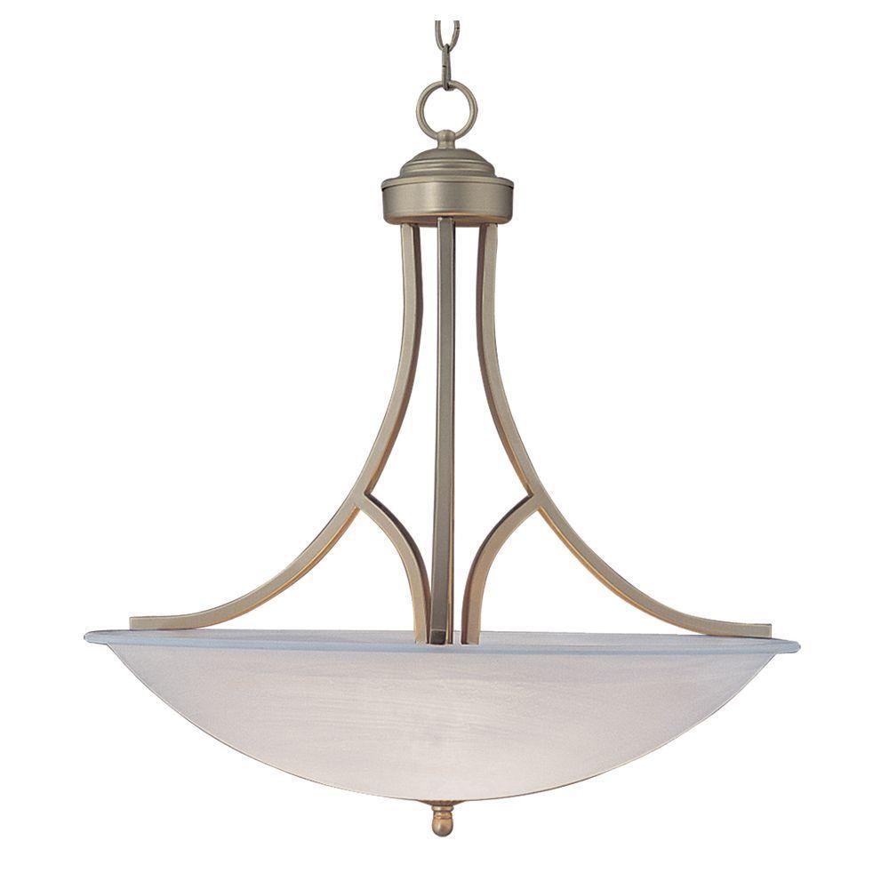 Bel Air Lighting Cabernet 2 Light Brushed Nickel