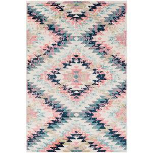Deals on Artistic Weavers Ariane White 5 ft. x 7 ft. Indoor Area Rug