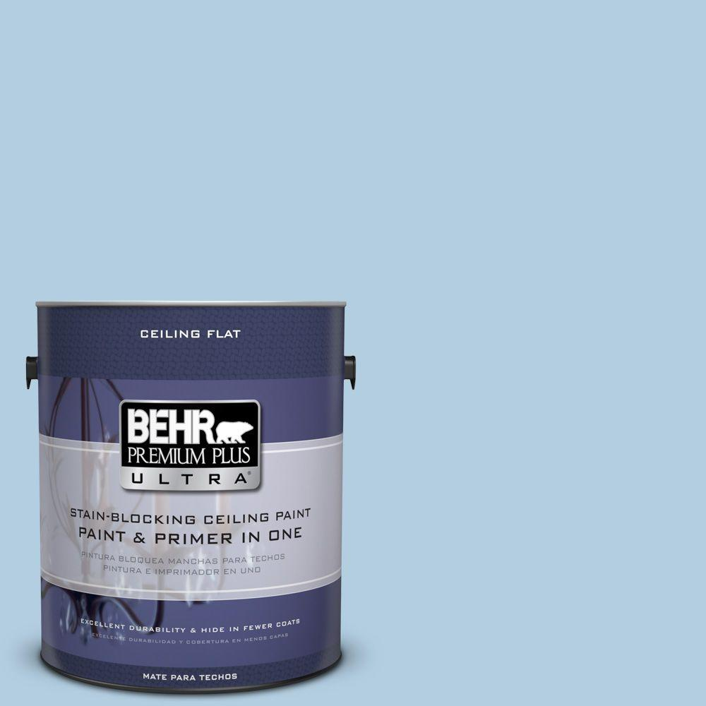 1-Gal. No.UL230-10 Ceiling Tinted to Crystal Waters Interior Paint