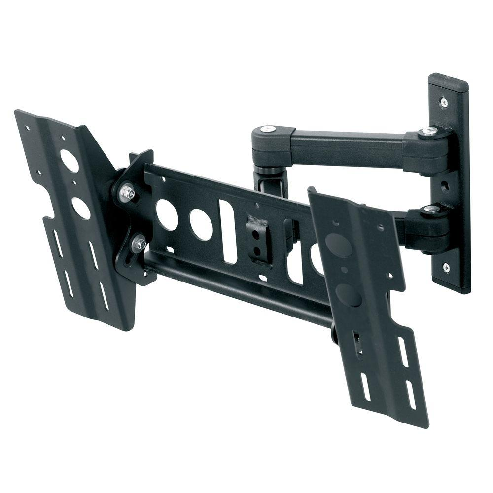 Multi Position Dual Arm TV Mount for 25 - 55 in.